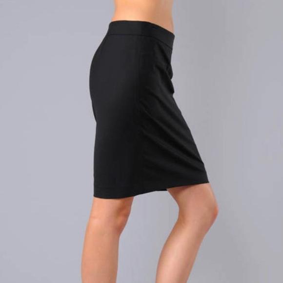 Theory Dresses & Skirts - Theory Black 'Marine' Skirt - NWOT